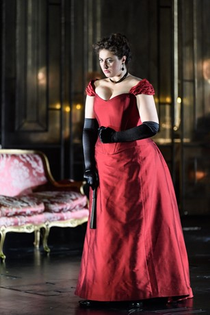 Anush Hovhannisyan as Violetta in La traviata. Scottish Opera 2017. Credit Jane Hobson..jpg