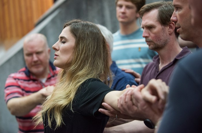 Sydney Mancasola (Bess) in Breaking the Waves rehearsals. Credit Julie Howden..jpg