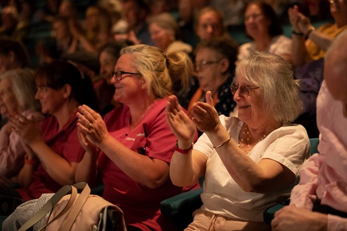 Scottish Opera's Dementia Friendly performance of The Magic Flute at Theatre Royal Glasgow. Scottish Opera 2019. Credit James Glossop. (3).JPG