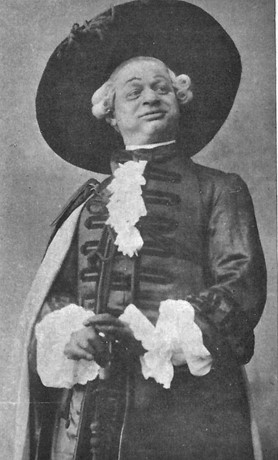 WH Denny as Don Alhambra in the original cast of The Gondoliers, 1891.jpg