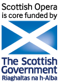 Scottish Opera is core funded by The Scottish Government